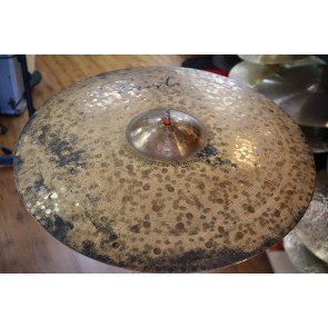 "Consignment Paiste 21"" Dark Energy Ride Cymbal"