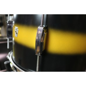 Ludwig Club Date Fab 4 Configuration, Black Gold Duco