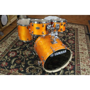 Yamaha SBP0F57 5-Piece Stage Custom Birch Drum Set with Hardware