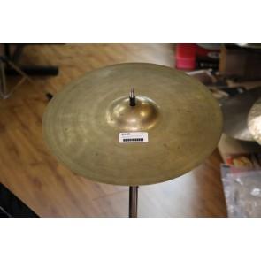 "Used 14"" Vintage Bellotti 14"" Italian Made Cymbal, Rare!"