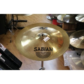 "Used 18"" Sabian AA Metal-X China Cymbal"