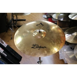 Used Zildjian A Custom 20 Sizzle Ride