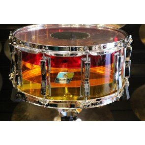 Used New Ludwig Tequila Sunrise Vistalite 6X14