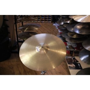 Used Vintage 70's Zildjian A 20 Ride