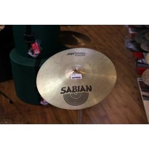 """Used Sabian 16"""" AAX Studio Crash"""