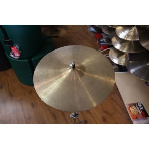 Used Vintage 70's Zildjian A 14 New Beat Hi Hats