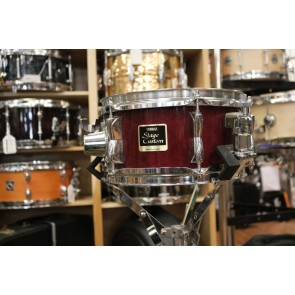 "Used Yamaha 10"" Stage Custom Snare Drum"