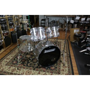 Vintage Ludwig '70's Vistalites ,14x26,10x14,12x15,16x18 w/hardware and bags, very good condition