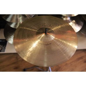 "Used Paste Signature 15"" Crash Cymbal"
