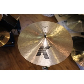 "Used Zildjian 15"" K Light Hi Hats"