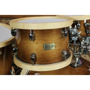 TAMA SLP Studio Maple 5-piece shell pack Gloss Sienna