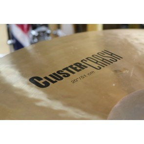 "Zildjian K 20"" Cluster Crash"