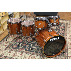 Tama Limited Edition Starclassic Performer B/B Gloss Natural Tigerwood Finish PS52LUSTAGNT