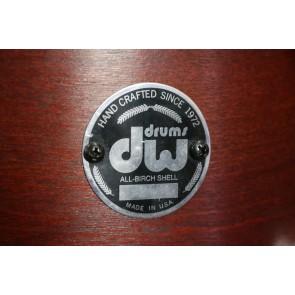 Used DW Collectors Kit in Satin Tobacco Burst, 9x13, 16x16, 17x22, Birch Toms, Maple Bass