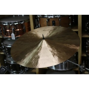 "Sabian 20"" Artisan Light Ride-Demo of Exact Cymbal-2276 grams"