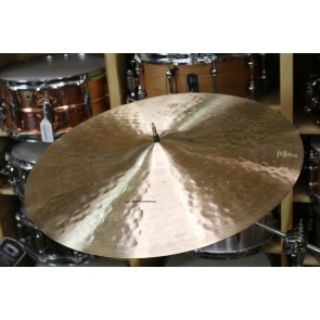 "Zildjian 22"" K Constantinople Renaissance Ride-Demo of Exact Cymbal-2502 Grams"