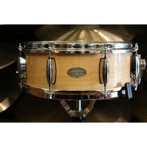 Doc Sweeney Legend Series #7 Steam Bent Curly Maple 5.5X14 Snare Drum