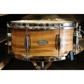 Doc Sweeney Legend Series #2 Steam Bent Ambrosia Maple 6.5X14 Snare Drum