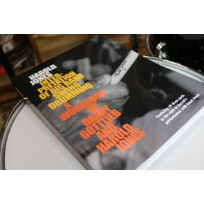 Harold Jones Interpretation of Big Band Swing Drumming. A Workbook by Danny Gottlieb and Harold Jones