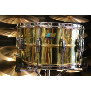 Ludwig 8x14 Super Brass Snare Drum