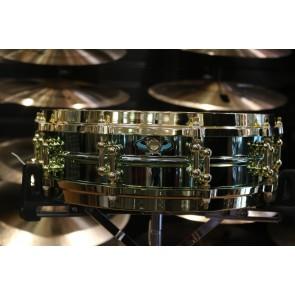 "Ludwig Carl Palmer ""Venus"" Signature Brass Snare Drum"