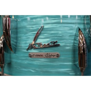 Sonor Vintage Series 6.5x14 Snare Drum in California Blue