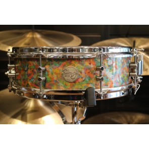 "Doc Sweeney ""Seurat"" 4x14 Steam Bent Maple snare Drum"