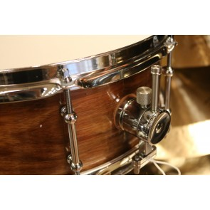 "Doc Sweeney ""Blackwood"" 5.5x14 Steam Bent Tasmanian Blackwood snare Drum"