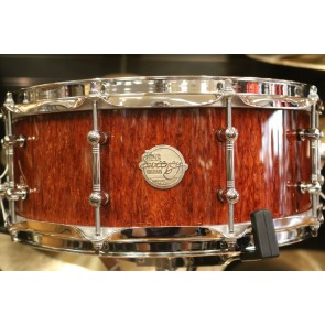 "Doc Sweeney ""Rain"" 5.5x14 Stave Figured Bubinga"