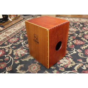 A Tempo Percussion Dos Voces (Two Voices) Cajon