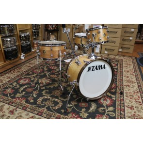 TAMA Club JAM 4-piece shell pack Satin Blonde 12x18 BD, 7x10 TT, 7x14 FT, 5x13 SD LJL48SSBO