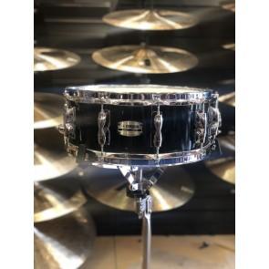 Yamaha Recording Custom 14 X 5.5 Solid Black - Floor Model
