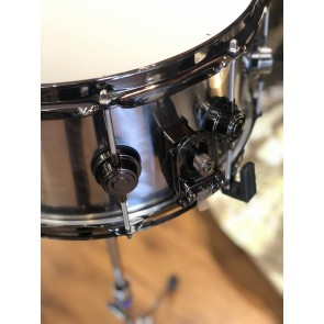 DW *Factory B-Stock* Collector's series 6.5x14 Titanium Snare Drum