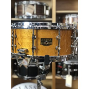 Vintage Tama Artwood Series 6.5x14 Omni-Tune (pat-30) Concert Snare Drum w/ Birdseye Maple Inner Veneer