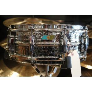 Ludwig B-Stock 5x14 Hammered Supraphonic Snare Drum
