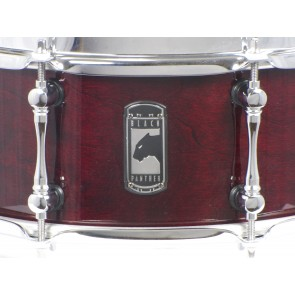 Mapex Cherry Bomb Black Panther 5.5x13 Snare Drum