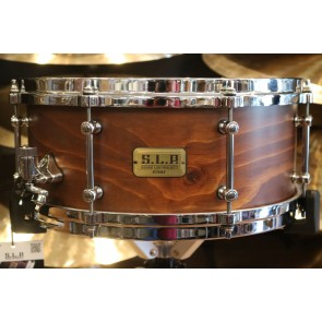 Tama S.L.P. Series 6x14 Fat Spruce Snare Drum LSP146WSS