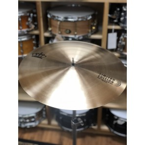 "Sabian LIMITED EDITION CHICK COREA 18"" ROYALTY RIDE"
