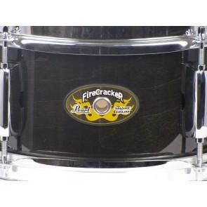 Pearl Wood Firecracker Snare Ebony 10'' x 5''