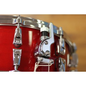 Yamaha Absolute Hybrid Shell Pack in Red Autumn Lacquer - 10