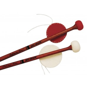 ProMark Jonathan Haas Timpani Series JH1R Mallet Recover Kit - RED