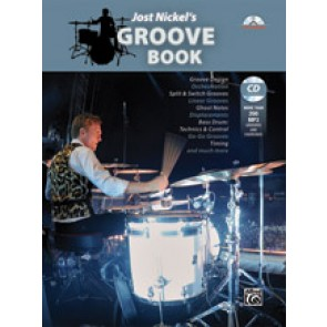 Jost Nickels Groove Book/BK&CD 20249US