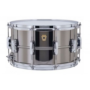 "Ludwig 8X14"" Black Beauty Snare Drum"