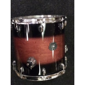 Mapex Saturn 14x14 Floor Tom in Claret Burst