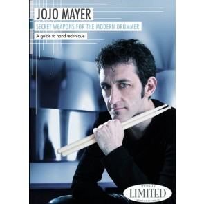 Hal Leonard Secret Weapons for the Modern Drummer - Jojo Mayer - Instructional/Drum/DVD