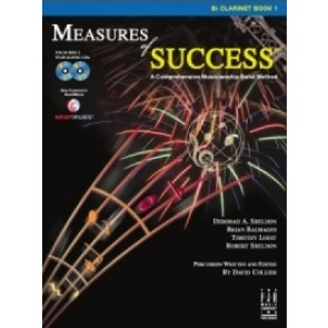 Measures of Success Vol.1 for Percussion, by Brian Balmages