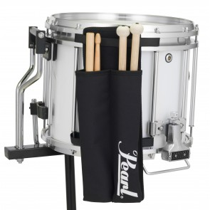 Pearl Marching Stick Bag, black, double