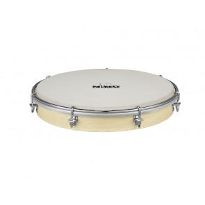 """Meinl NINO Tunable Hand Drum 10"""" Synthetic Head Natural"""