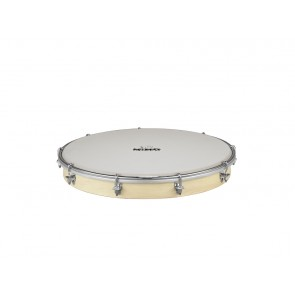 """Meinl NINO Tunable Hand Drum 12"""" Synthetic Head Natural"""