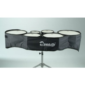 Dynasty Marching Multi Tom Drum Cover (DY-P25-MTC1)